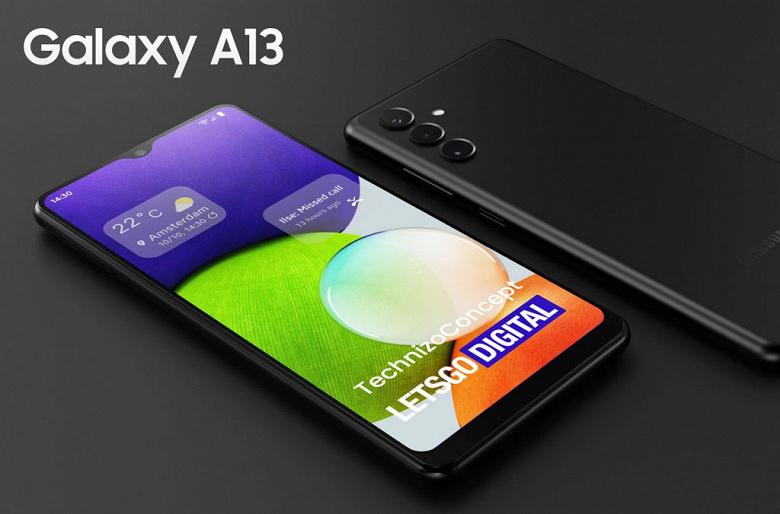 Самый дешевый смартфон Samsung с поддержкой 5G показали на качественных рендерах и на видео. Galaxy A13 5G получит 50-мегапиксельную камеру и аккумул