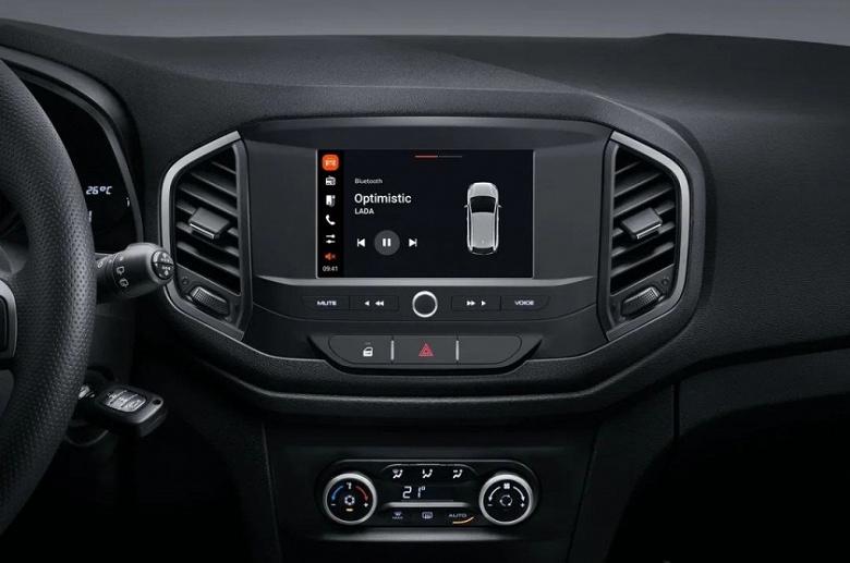 Стартовали продажи Lada XRay и XRay Cross с новой мультимедийной системой EnjoY с поддержкой Apple CarPlay и Android Auto
