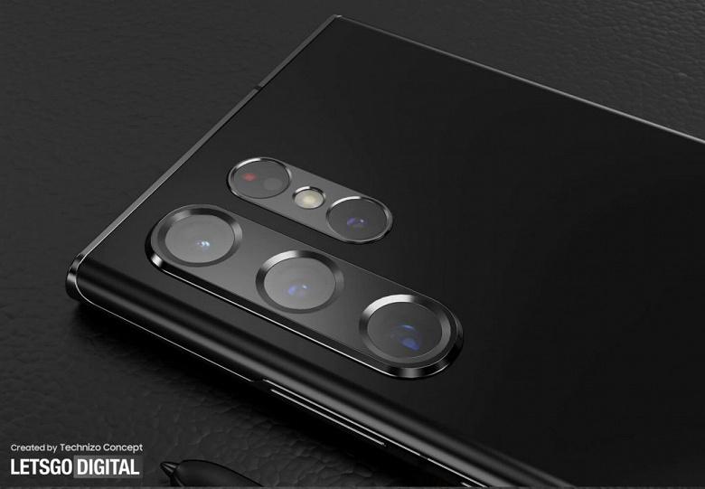 Galaxy S22 Ultra все-таки не получит противоречивую стекающую камеру Новые рендеры смартфона демонстрируют более элегантное решение