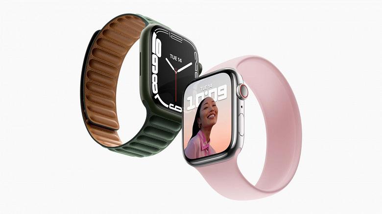 Лучшие умные часы в мире  Apple Watch Series 7  можно будет заказать уже на следующей неделе
