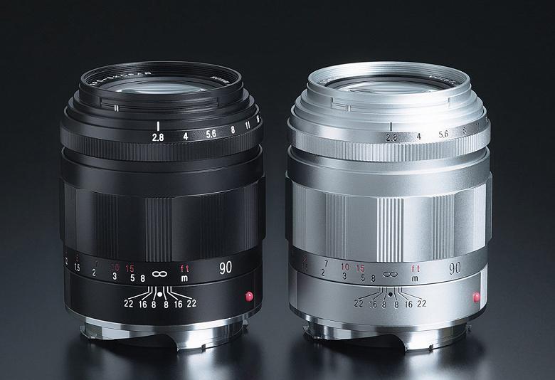 Объектив Voigtlander Apo-Skopar 90mm f/2.8 VM пополнил каталог Cosina