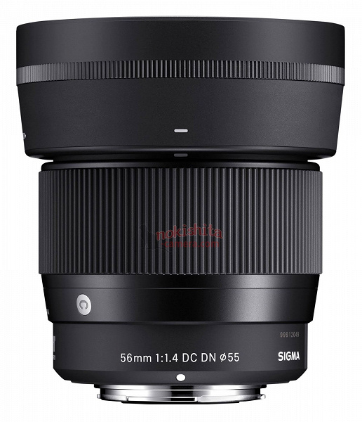 Sigma-56mm-F1.4-DC-DN-Contemporary-mirro