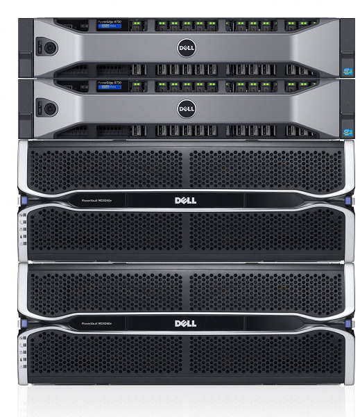 Dell Storage with Microsoft Storage Spac