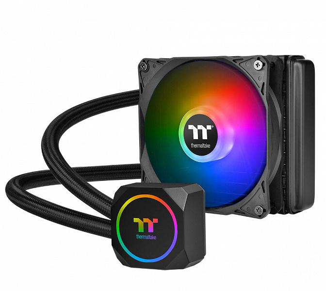 Система жидкостного охлаждения Thermaltake TH120 ARGB оценена в 70 долларов