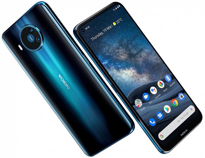 Nokia 8.3 5G выйдет раньше, чем ожидалось