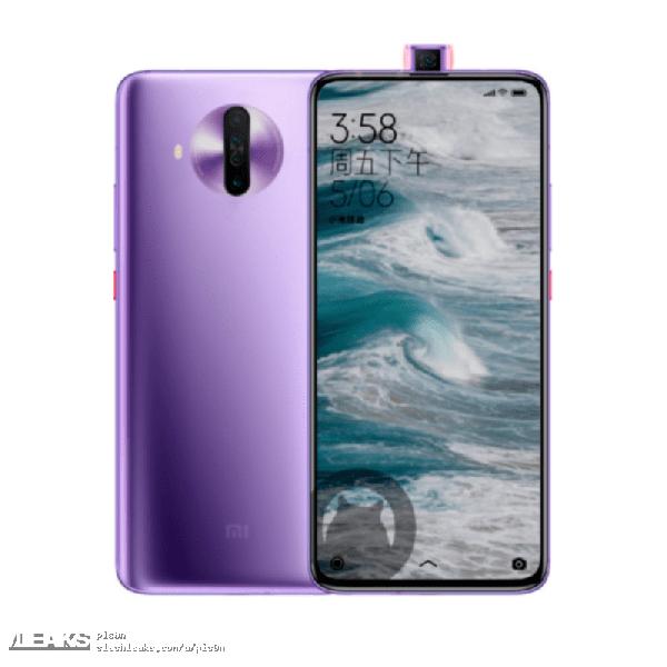 Недорогой смартфон Redmi K30 Lite может выглядеть так