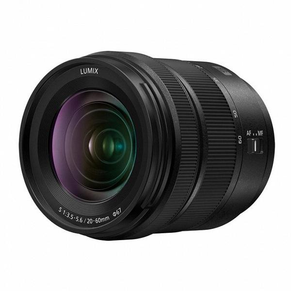 Опубликованы первые изображения объектива Panasonic Lumix S 20-60mm f/3.5-5.6