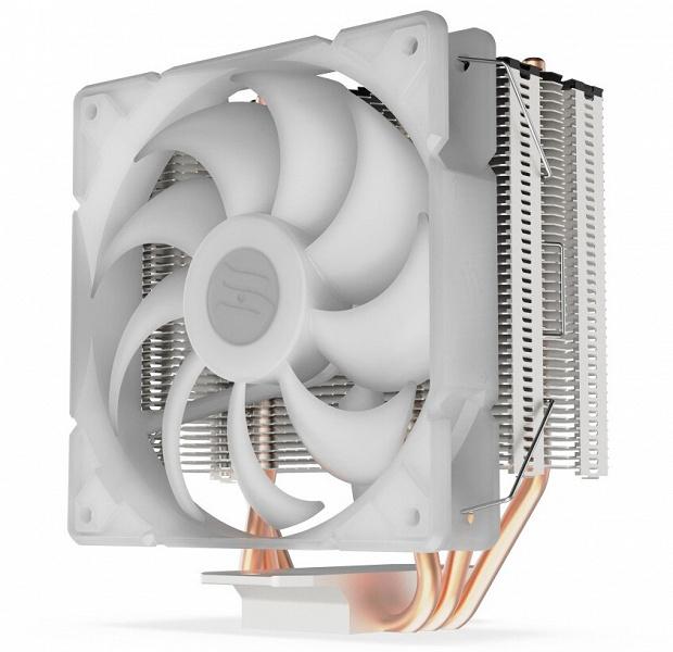 Процессорная система охлаждения SilentiumPC Spartan 4 Max Evo ARGB получила 120-миллиметровый вентилятор