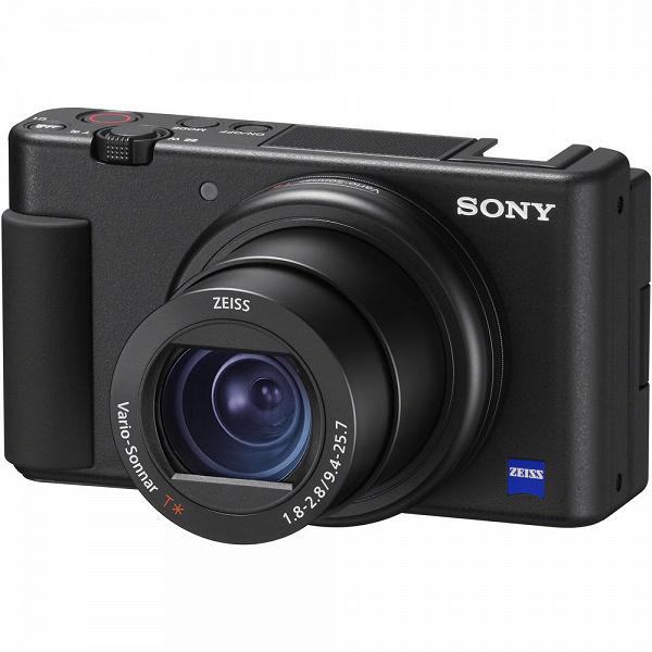 Камера Sony ZV-1 адресована видеоблогерам