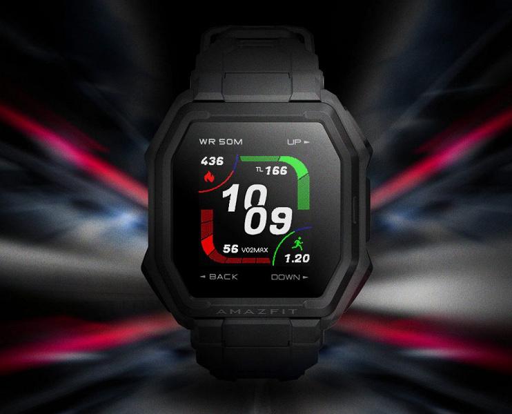 Производитель Xiaomi Mi Band показал брутальные неубиваемые умные часы Amazfit Ares