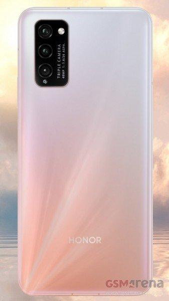 Первое изображение Honor 30 Lite подтверждает тройную камеру и 48-мегапиксельный датчик
