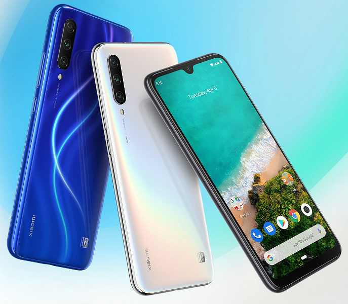 Xiaomi больше не будет выпускать смартфоны на чистом Android. Xiaomi Mi A4 отменен