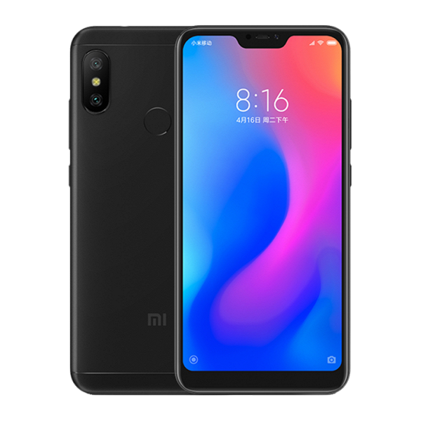Xiaomi Redmi 6 Pro получил MIUI 12 за пределами Китая
