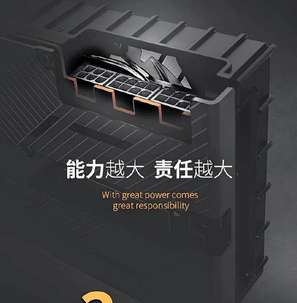 Готовьте мощный блок питания для новой видеокарты Sapphire. Модель Radeon RX 6000 Toxic оснащена тремя разъёмами питания