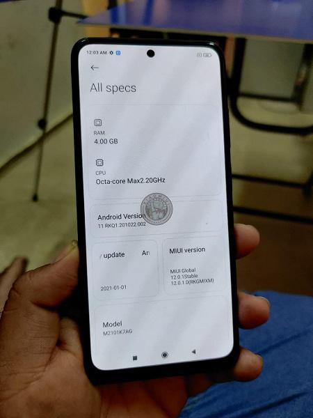 Такой Redmi Note 10 будет продаваться у нас. Живые фото глобальной версии смартфона