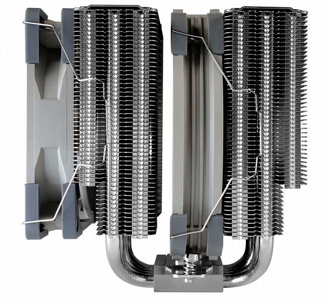 Система охлаждения Thermalright Frost Commander 140 весит 1,34 кг