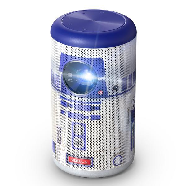Представлен проектор в стиле робота R2-D2 из Звёздных войн