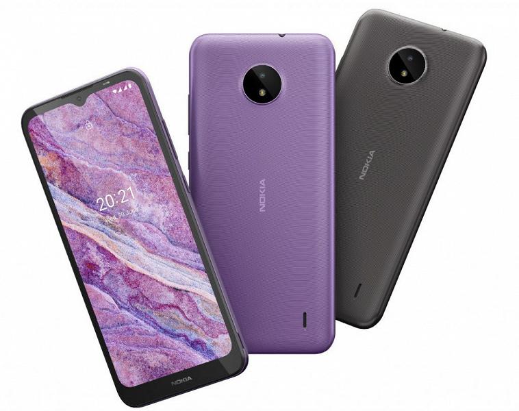 Ультрабюджетные Android 11: представлены самые дешёвые смартфоны Nokia 2021 года
