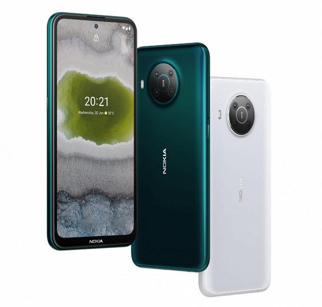 Представлены супергеройские смартфоны Nokia X20 и Nokia X10 с камерами Zeiss. Уже можно заказать в России