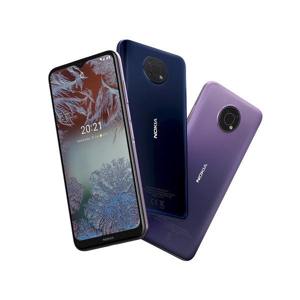 48 Мп, Android 11 и до трёх дней автономной работы за 13 000 рублей. Представлены недорогие смартфоны Nokia G10 и Nokia G20