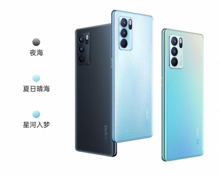 Oppo сделала то, что все ждали от Redmi. Компания представила смартфоны Reno6, Reno6 Pro и Reno6 Pro+ на SoC Dimensity 900, Dimensity 1200 и Snapdragon 870