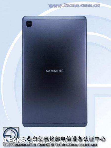 Экран диагональю 8,68 дюйма и камера разрешением 8 Мп. Подробные характеристики бюджетного планшета Samsung Galaxy Tab A7 Lite