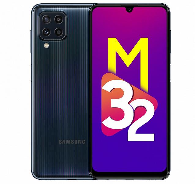 6000 мАч, Super AMOLED, 90 Гц и Android 11, недорого: Стартовали продажи нового монстра автономности Samsung Galaxy M32
