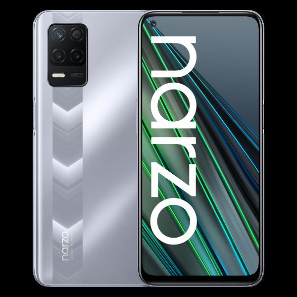 90 Гц, NFC, 5000 мАч и Android 11: Стартовали продажи Realme Narzo 30 5G в России с огромной скидкой