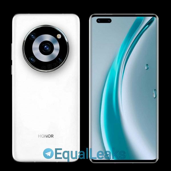 Экран AMOLED, 120 Гц, Snapdragon 888 Plus, 5000 мАч, 100 Вт, Android 11 и сервисы Google. Раскрыты характеристики Honor Magic3 Pro 5G