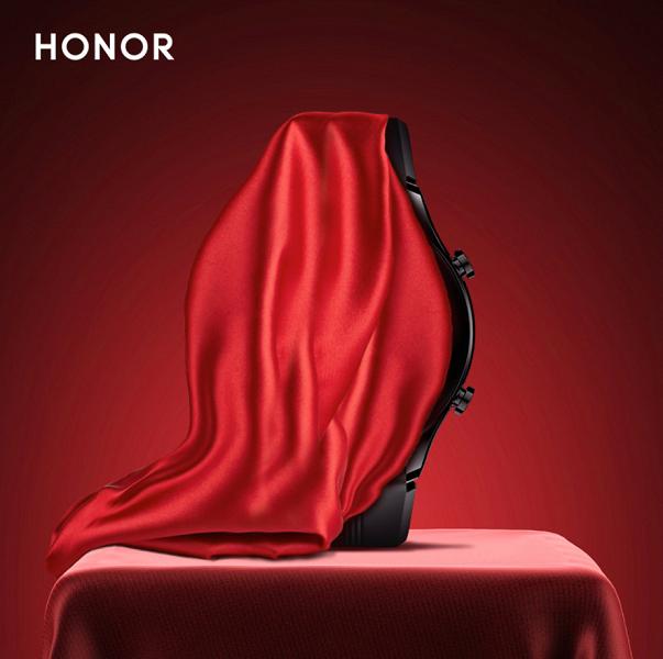 Умные часы Honor Watch GS3 можно зарезервировать до анонса  три варианта