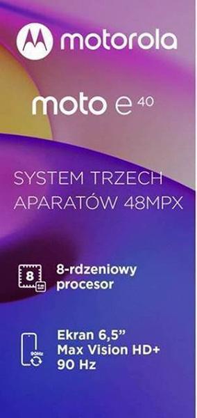 90 Гц, 48 Мп и американский бренд при очень доступной цене. К выходу готовится Motorola Moto E40