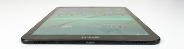 Samsung Galaxy Tab S3 вид сверху