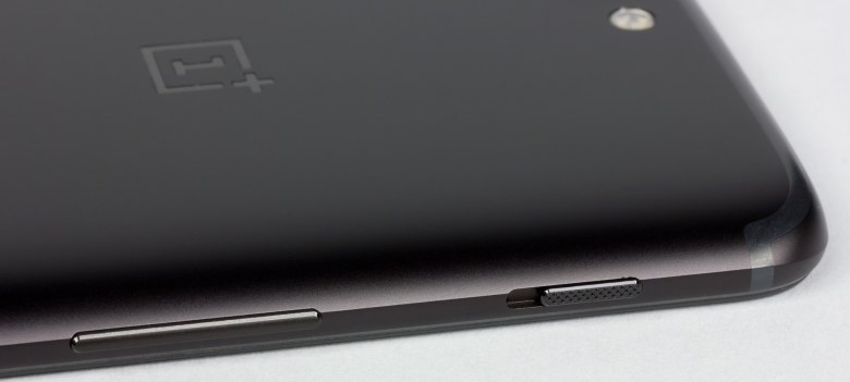 кнопка и переключатель режимов громкости OnePlus 5