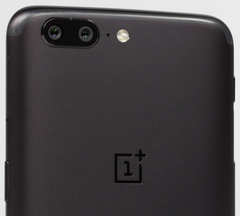тыльные камеры OnePlus 5