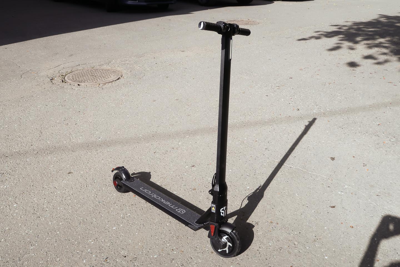 "Mekotron Max, 6"" колеса, 8,5 кг"