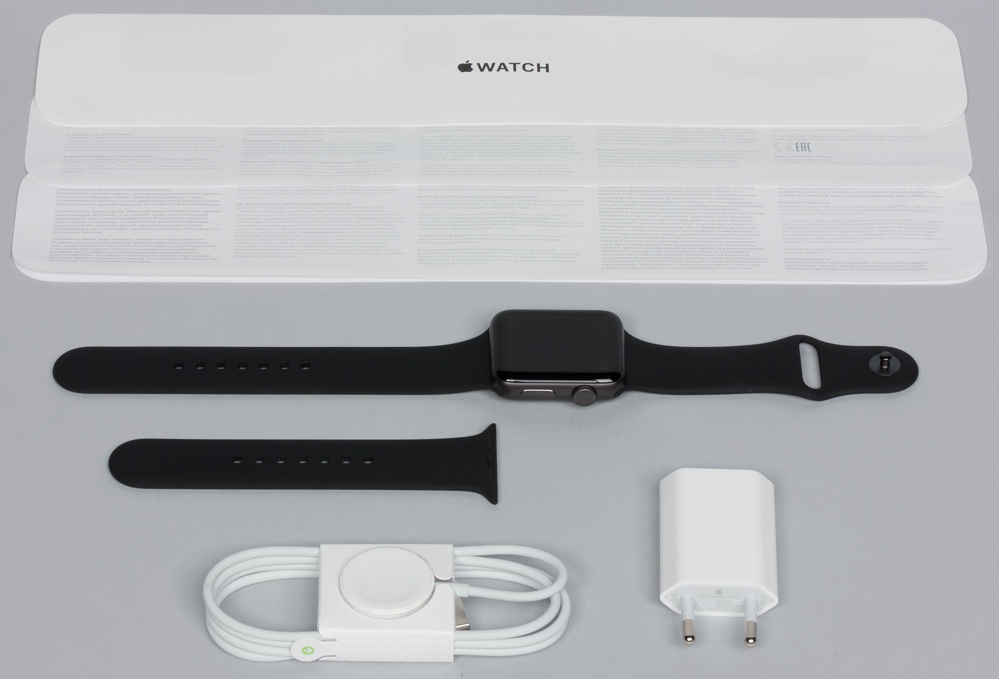 a706dc78efad Зарядное устройство от новых Apple Watch в полной мере совместимо с Apple  Watch Series 2 и Series 1. И наоборот. Следовательно, будут работать и  аксессуары ...