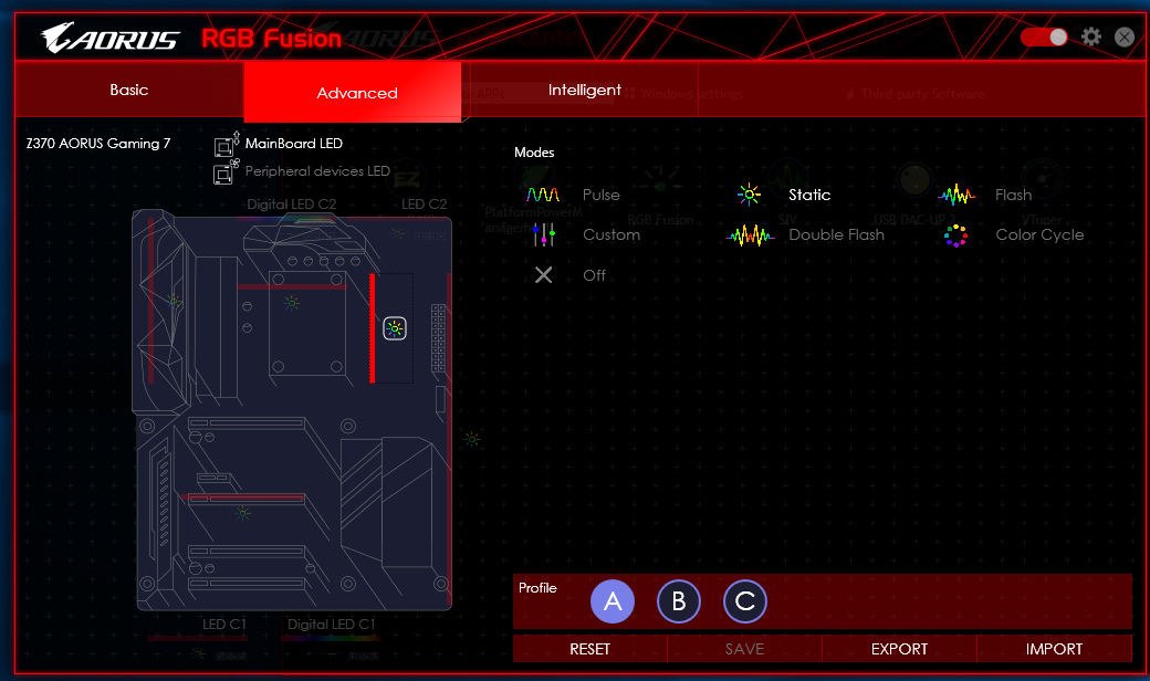 Обзор материнской платы Z370 Aorus Gaming 7 на чипсете Intel Z370