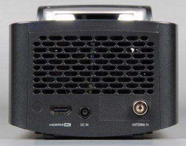 Обзор кинотеатрального DLP-проектора LG PF1000U со встроенным ТВ-тюнером