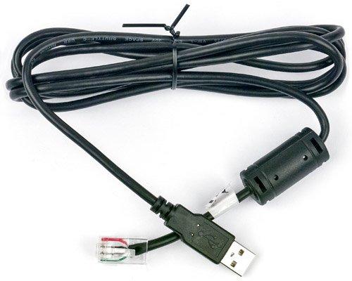 Кабель RJ50–USB