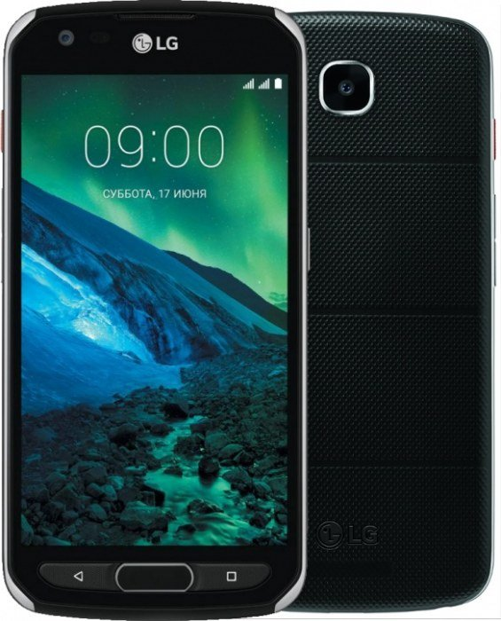Обзор защищенного смартфона LG X venture