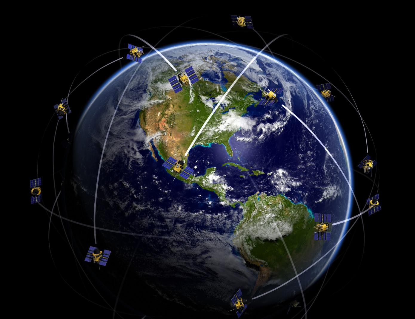 нее недоразвит спутники вокруг земли фото снятия жирных сливок