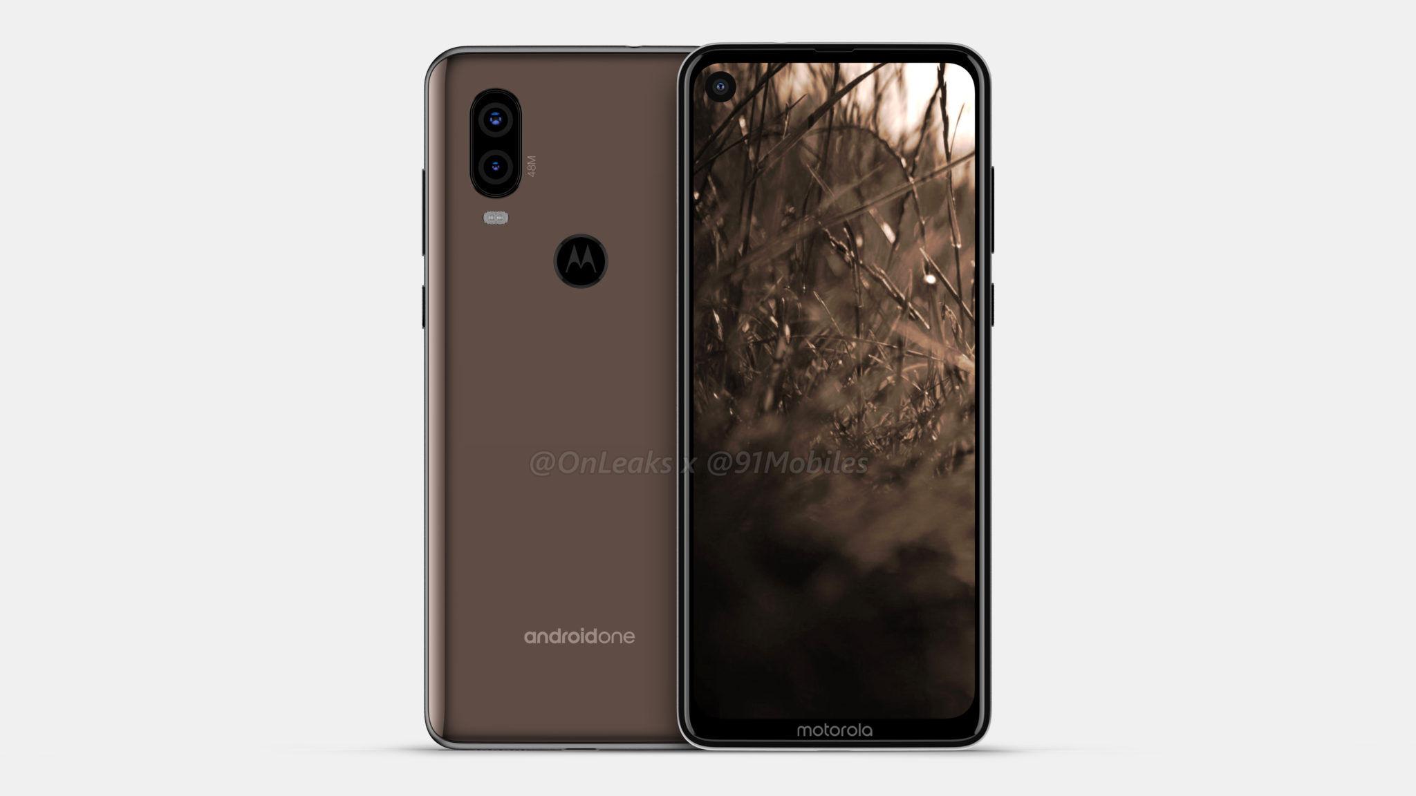 Motorola выпустила смартфон сдвойной камерой