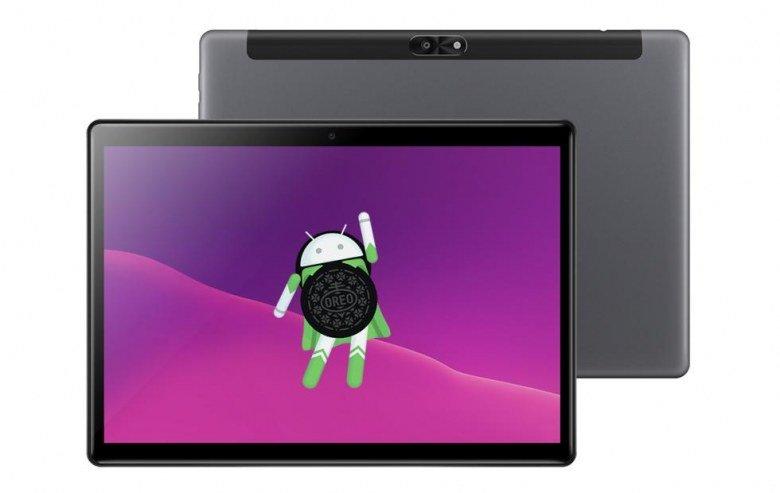 Планшет Chuwi Hi 9 Air из коробки работает под управлением Android Oreo