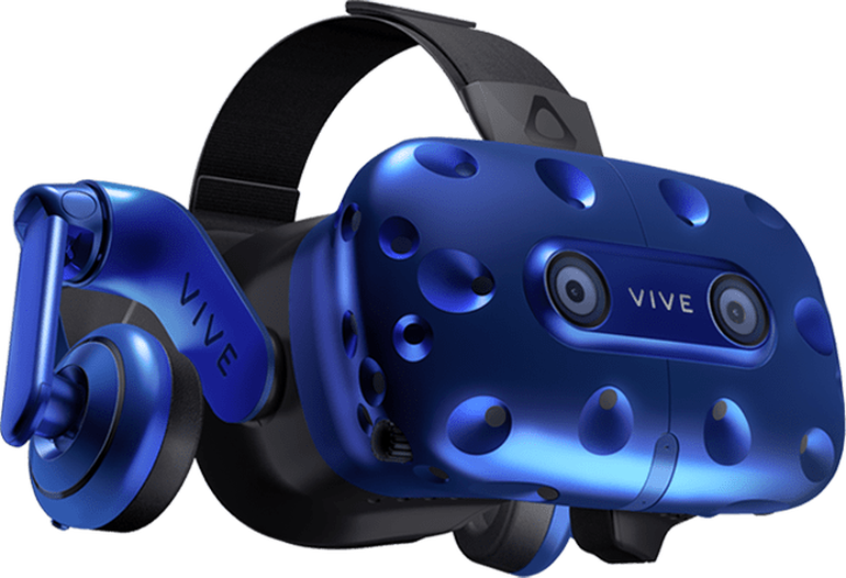 Шлем виртуальной реальности HTC Vive Pro выйдет позаоблачной цене