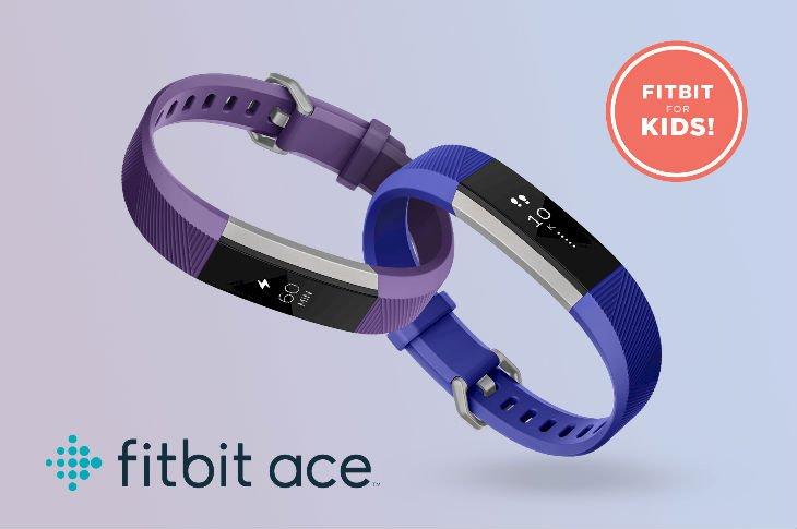 Фитнес-браслет Ace: Fitbit подготовила детскую версию шагомера Alta