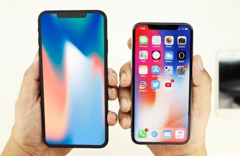 снижение цен на iphone x