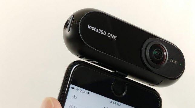 Insta360 готовится представить новую камеру