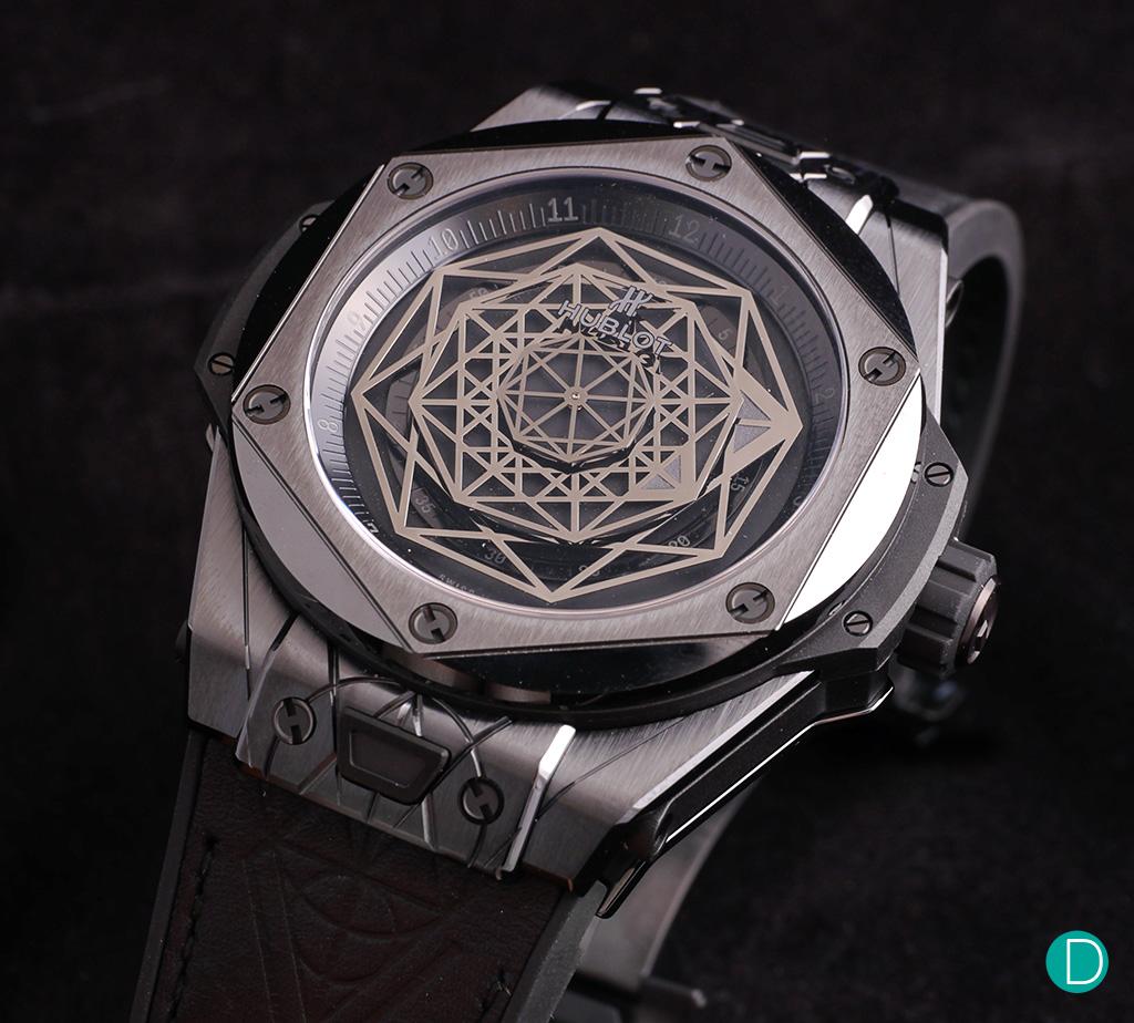 Hublot выпустили часы наWearOS за5200 долларов