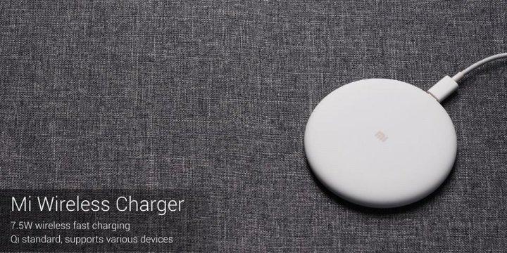 первая беспроводная зарядка Xiaomi оценена в 15