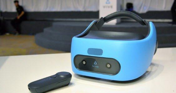 Шлем виртуальной реальности HTC Vive Pro доступен для предзаказа